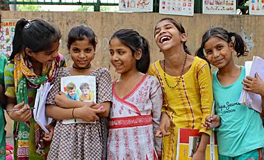 Supporting Street and Working Children in India