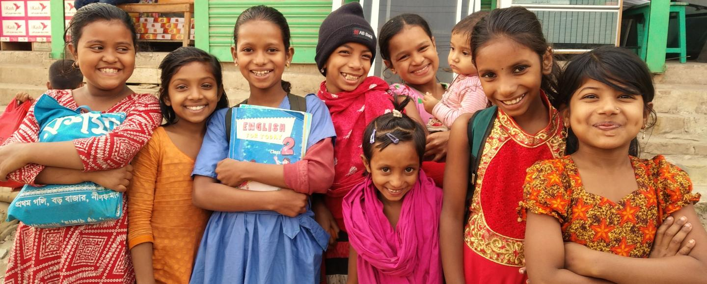 Healthy Futures for Child Waste Pickers in Bangladesh