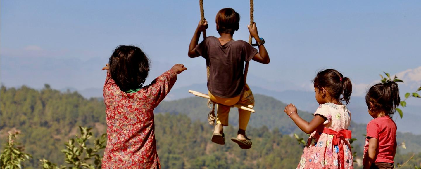 Preventing Child Trafficking & Modern Day Slavery in Nepal